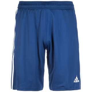adidas Tiro 19 Fußballshorts Herren dunkelblau / weiß