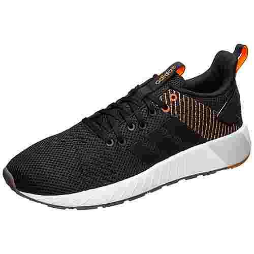 adidas Questar BYD Sneaker Herren schwarz / orange