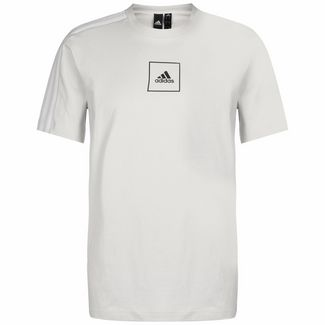 adidas Must Have 3S Tape T-Shirt Herren beige