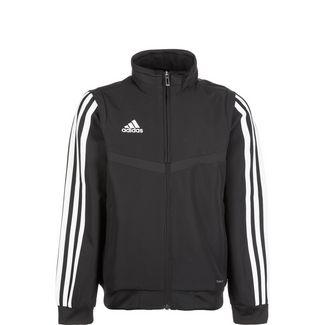 adidas Tiro 19 Trainingsjacke Kinder schwarz / weiß