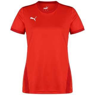 PUMA teamGoal 23 Jersey Fußballtrikot Damen dunkelrot / rot