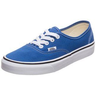 Vans Authentic Sneaker Damen blau / weiß