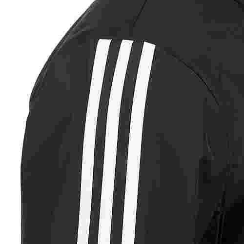 adidas Tiro 19 Regenjacke Herren schwarz / weiß