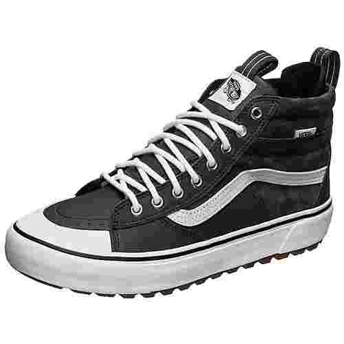 Vans Sk8-Hi MTE 2.0 Sneaker Herren dunkelgrün / weiß