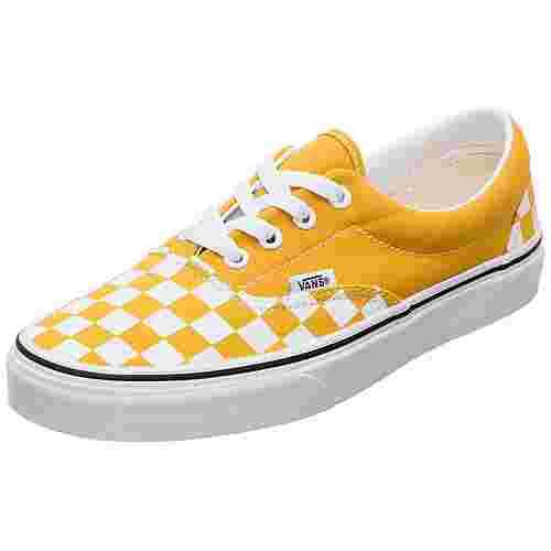 Vans Era Sneaker Damen gelb / weiß