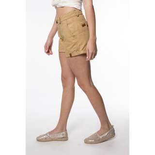 ALIFE AND KICKIN JuleAK Shorts Damen camel