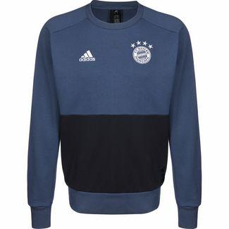 adidas FC Bayern München Funktionssweatshirt Herren dunkelblau