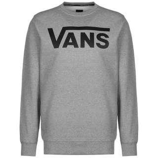 Vans Classic Crew II Sweatshirt Herren grau / schwarz