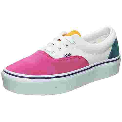 Vans Era Platform Sneaker Herren pink / weiß