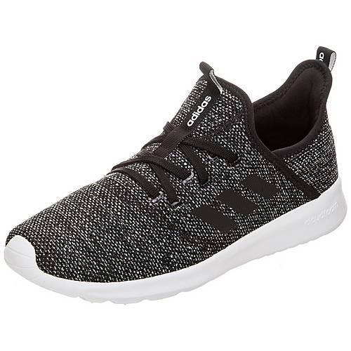 adidas Cloudfoam Pure Sneaker Damen schwarz / weiß im Online Shop von  SportScheck kaufen