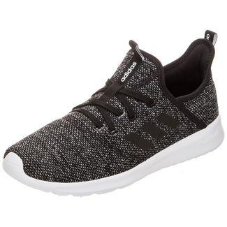 adidas Cloudfoam Pure Sneaker Damen schwarz / weiß