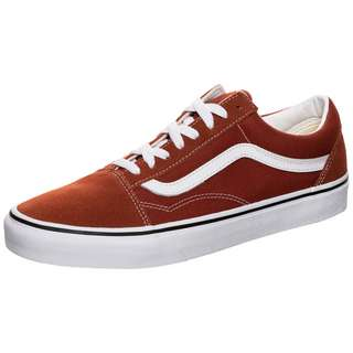 Vans Old Skool Sneaker Herren braun / weiß