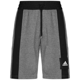 adidas Cross-Up 365 Basketball-Shorts Herren schwarz