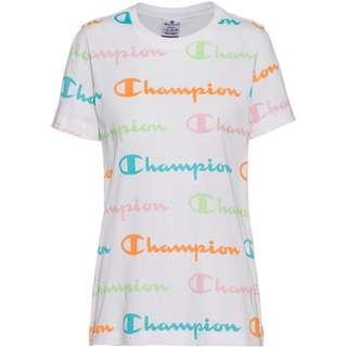 CHAMPION T-Shirt Damen white