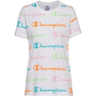 CHAMPION T-Shirt Damen white