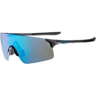 Oakley EVZERO BLADES Sportbrille steel;prizm sapphire