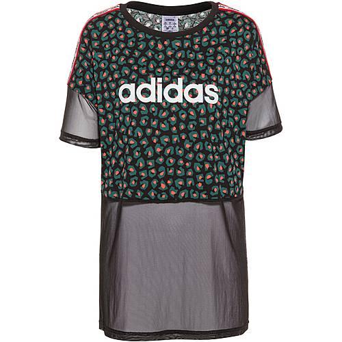 Adidas T Shirt Damen black im Online Shop von SportScheck kaufen