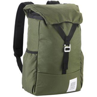 Topo Designs Rucksack Y-Pack Daypack olive