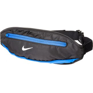 Nike Capacity Bauchtasche black-game royal-silver