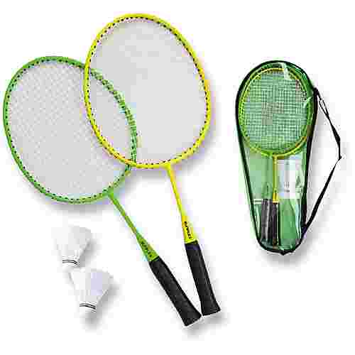 Sunflex MATCHMAKER JUNIOR Badminton Set Kinder bunt