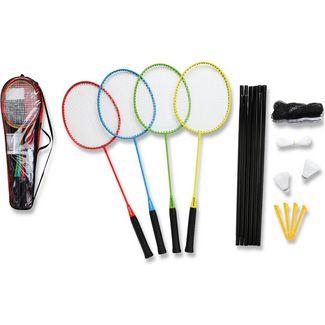 Sunflex Matchmaker 4 Badminton Set bunt