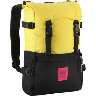 Topo Designs Rucksack Rover Pack Classic Daypack yellow-black