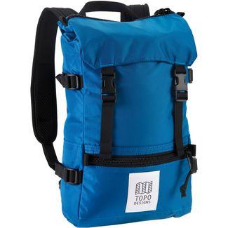 Topo Designs Rucksack Rover Pack Mini Daypack blue-blue