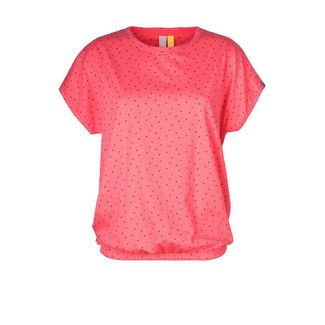 ALIFE AND KICKIN SunAK T-Shirt Damen coral