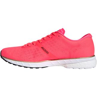 adidas Adizero Adios 5 Laufschuhe Herren signal pink-core black-copper met.