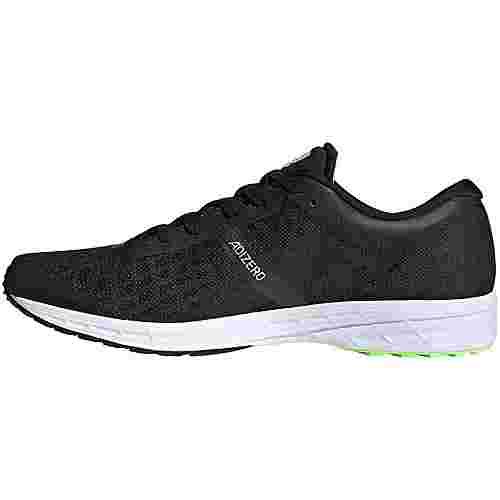 adidas adizero RC 2 Laufschuhe Herren core black-ftwr white-signal green
