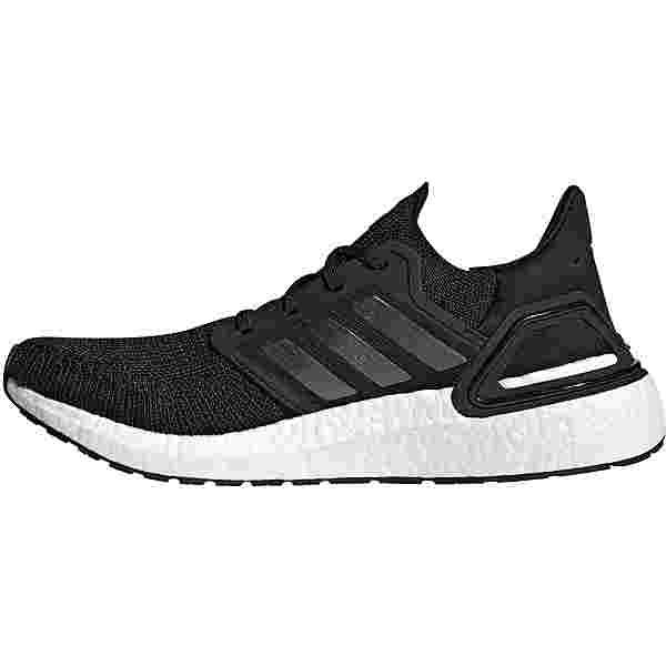 adidas Ultraboost 20 Laufschuhe Herren core black-night met.-ftwr white