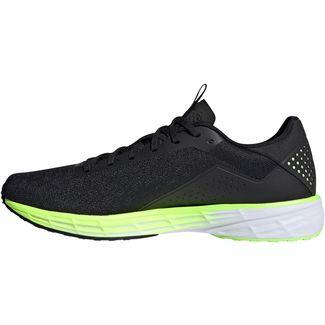 adidas SL20 Laufschuhe Herren core black-core black-signal green