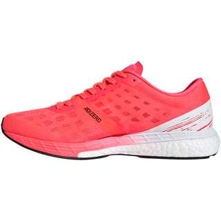 adidas adizero Boston 9 w Laufschuhe Damen signal pink-core black-copper met