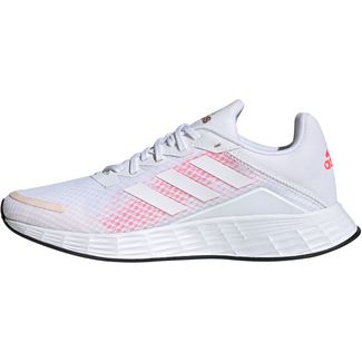 adidas DURAMO SL Laufschuhe Damen ftwr white-ftwr white-signal pink