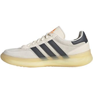 adidas HB Spezial Boost Hallenschuhe Herren orange tint-chalk white-grey six