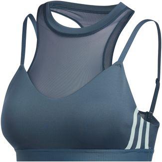 adidas Yoga BH Damen legacy blue