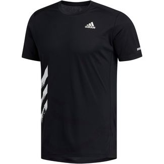 adidas RUN IT Funktionsshirt Herren black