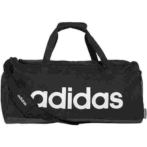 adidas LINEAR DUFFLE M Sporttasche black