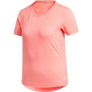 adidas Funktionsshirt Damen signal pink