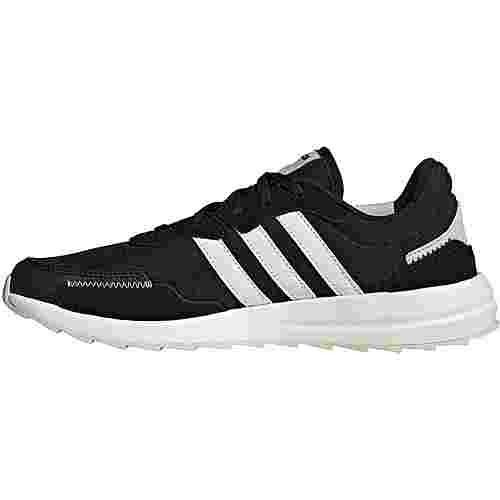 adidas Retrorun Sneaker Damen core black/cloud white/alumina