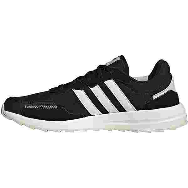 adidas Retrorun Sneaker Damen core black/cloud white/alumina