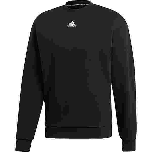 adidas Sweatshirt Herren black