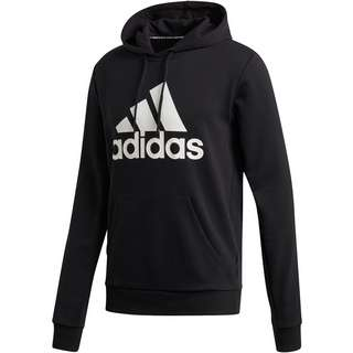adidas Badge of Sports Hoodie Herren black