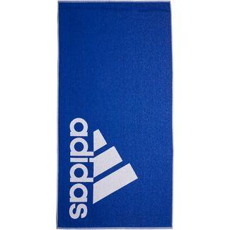 adidas Handtuch team royal blue