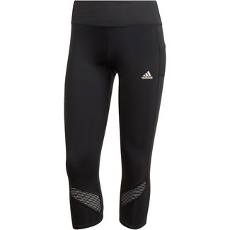 adidas Own the Run Lauftights Damen black
