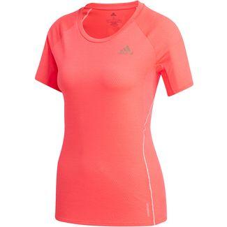 adidas Runner Funktionsshirt Damen signal pink