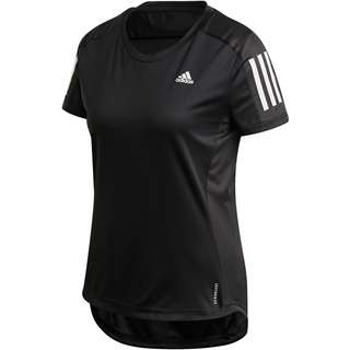 adidas OWN THE RUN RESPONSE AEROREADY Funktionsshirt Damen black