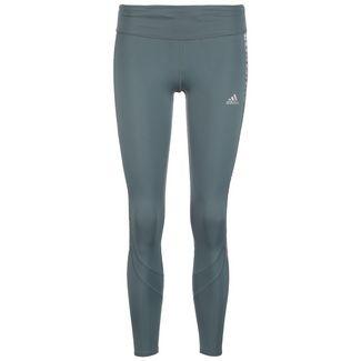 adidas Own the Run Lauftights Damen legacy blue