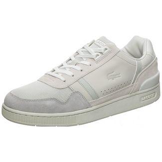 Lacoste T-Clip Sneaker Herren weiß / grau