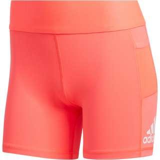 adidas Radlerhose Tights Damen signal pink
